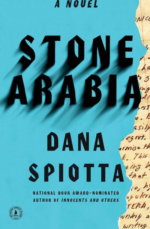 Stone Arabia Front